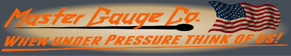 Master Gauge Co. When Under Pressure think of us! 1150 W. Grand Ave. Chicago IL 60642